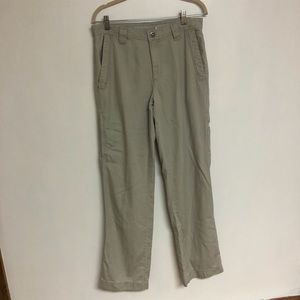 Columbia Clean Looking Khaki Pants 30x34
